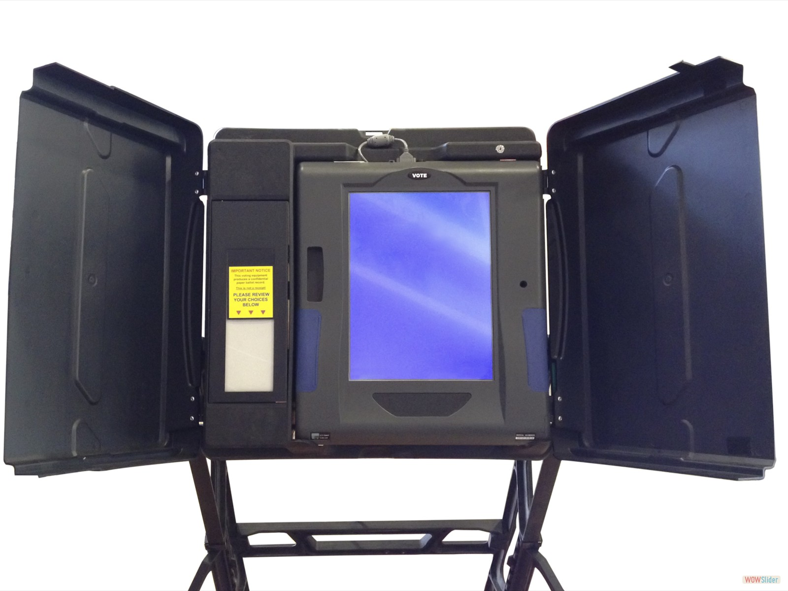 Government Facilities <BR> and <BR> Election Equipment